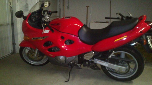 SUZUKI GSX 600 F / FU (AJ)